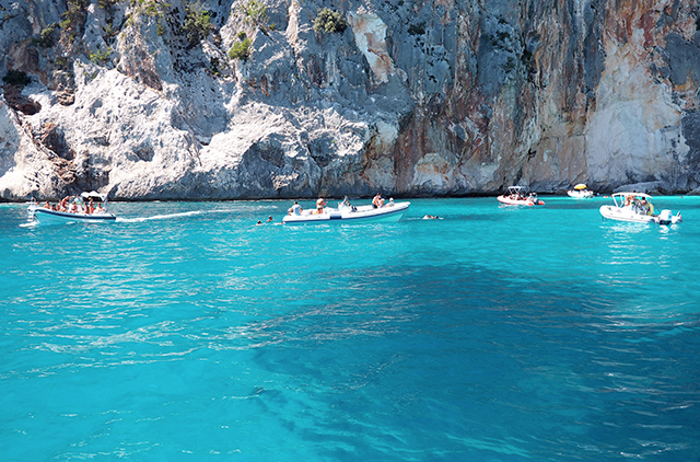 Sardinia, Golfo di Orosei