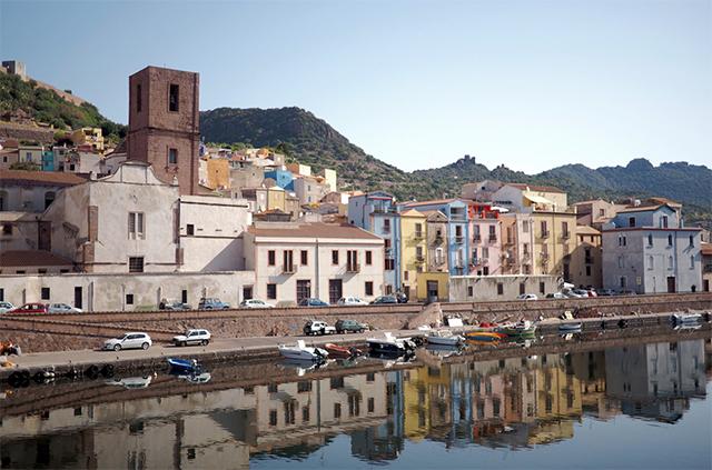 Bosa, Sardinia