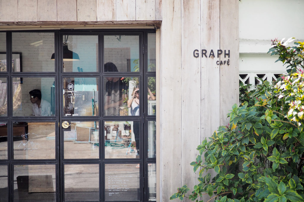 graph cafe chiang mai