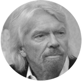 Richard Branson quote on critical thinking
