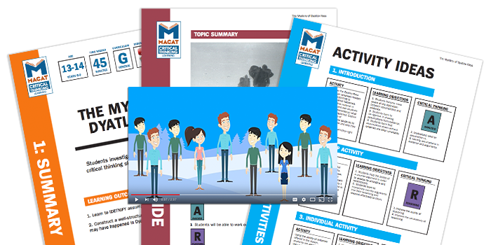 Macat Learning resources