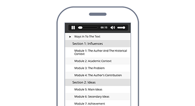 Audiobooks - All of our full analyses are also available in audiobook format to help you learn wherever you are.