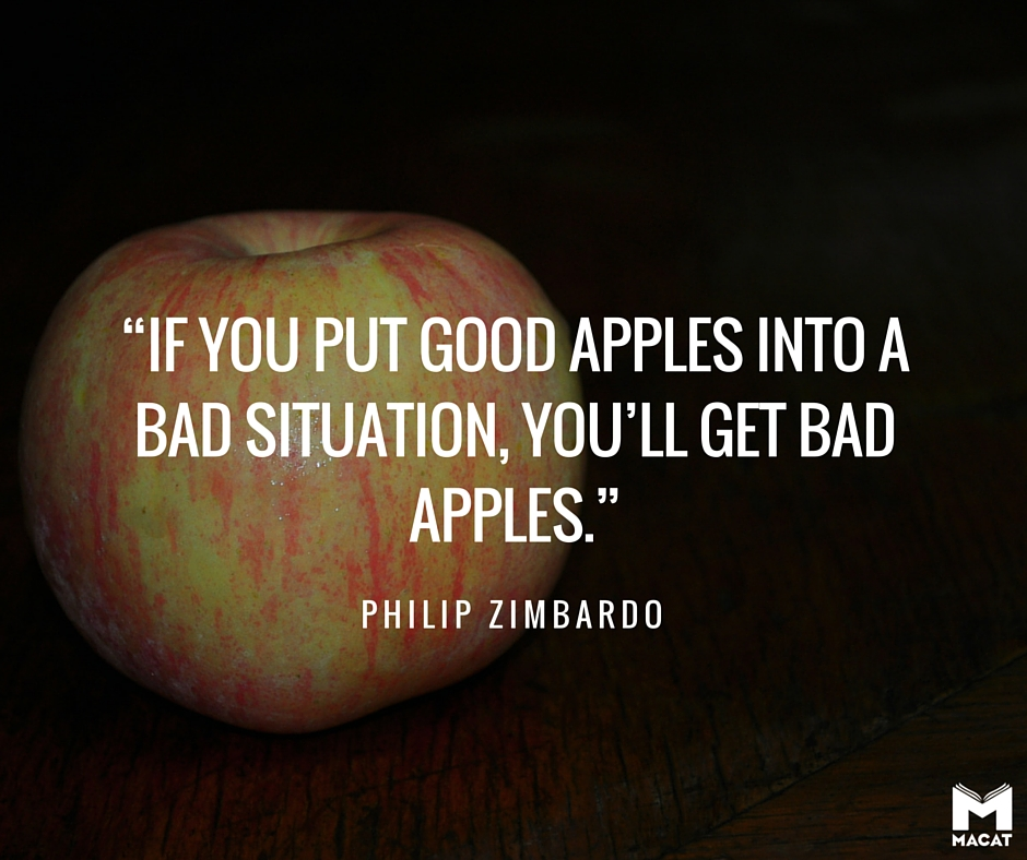 Philip Zimbardo quote
