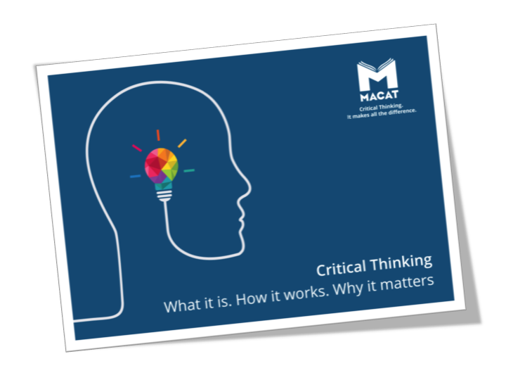 Macat Critical Thinking eBook