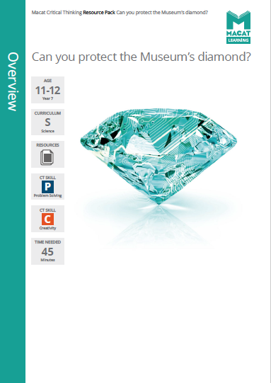 Science   Can you protect the diamond?   Download >