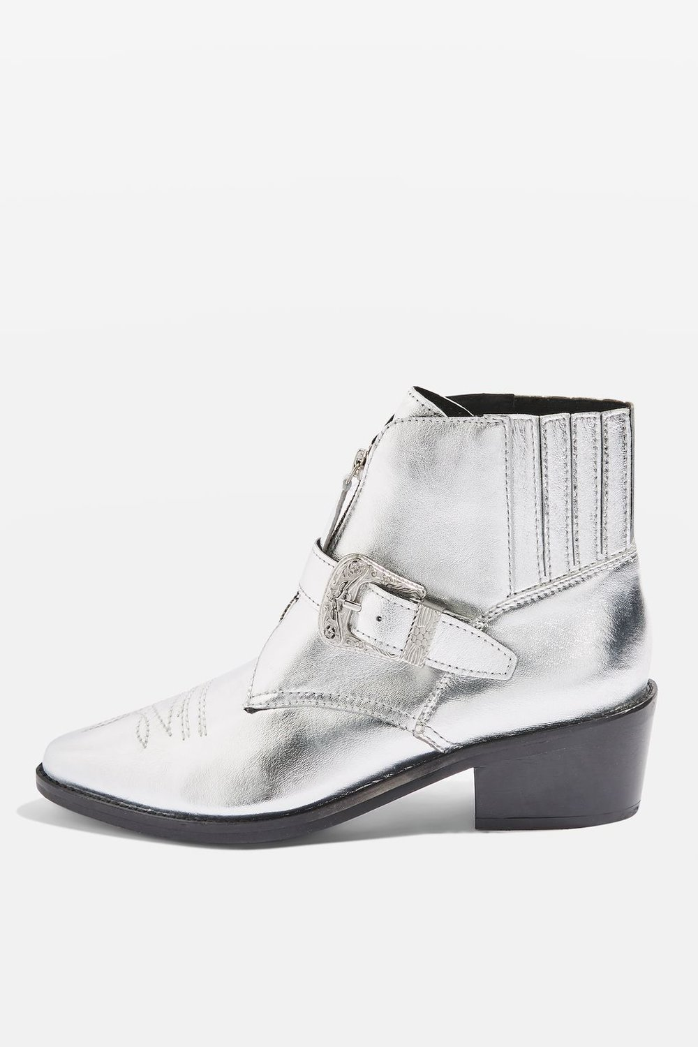 Topshop Leather Boots - £72