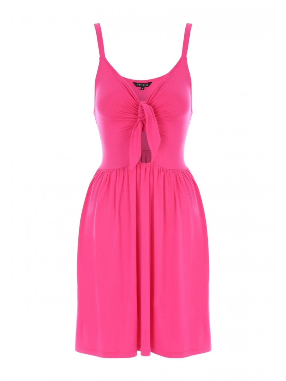 Peacocks short pink dress.jpg