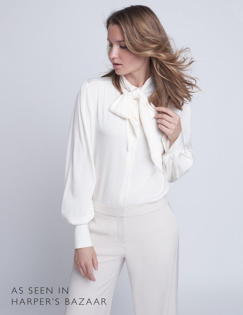 Winser White Silk Blouse.jpg