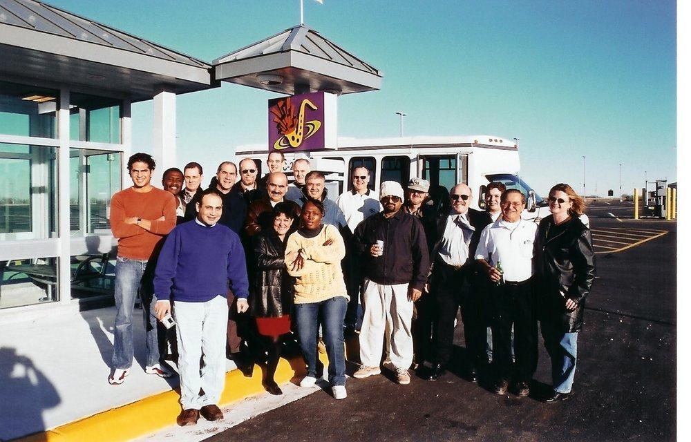 2004-03-01 SK Team at KCI 1.jpg