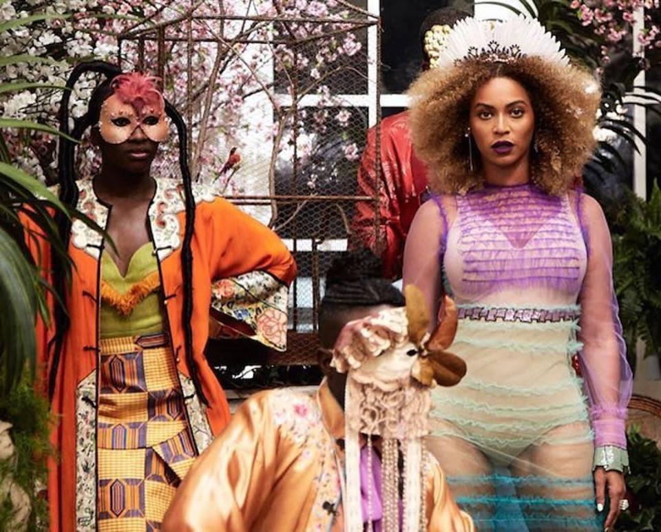 Loza Maleombho x Beyonce