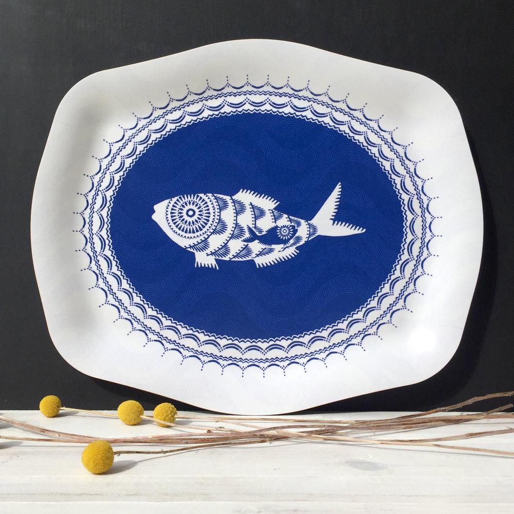 Jamida Asta Barrington Shoal of Fish rococo tray3.jpg