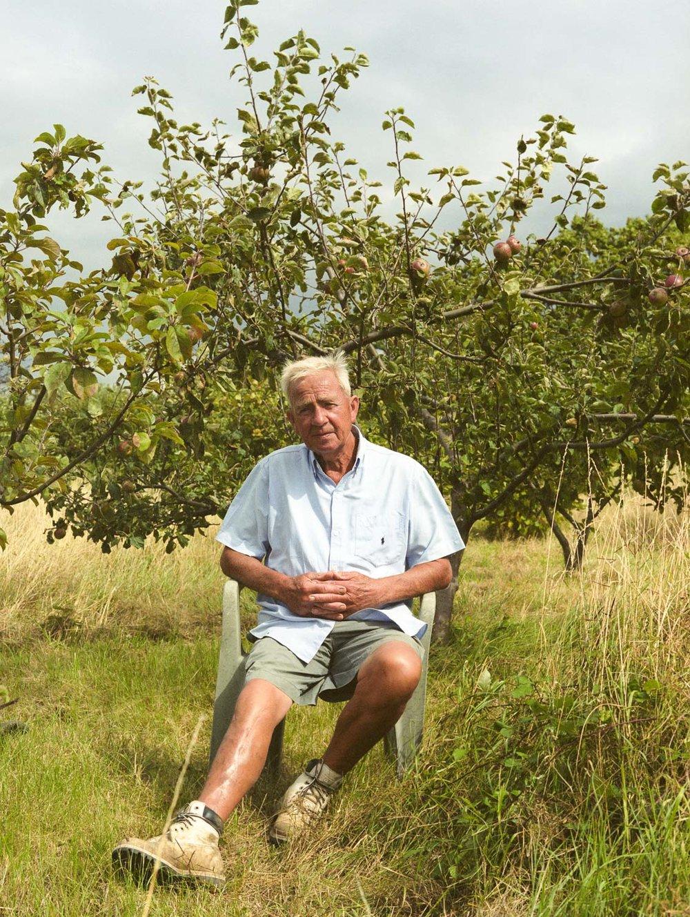 Chinbrook Community Orchard, London 2008