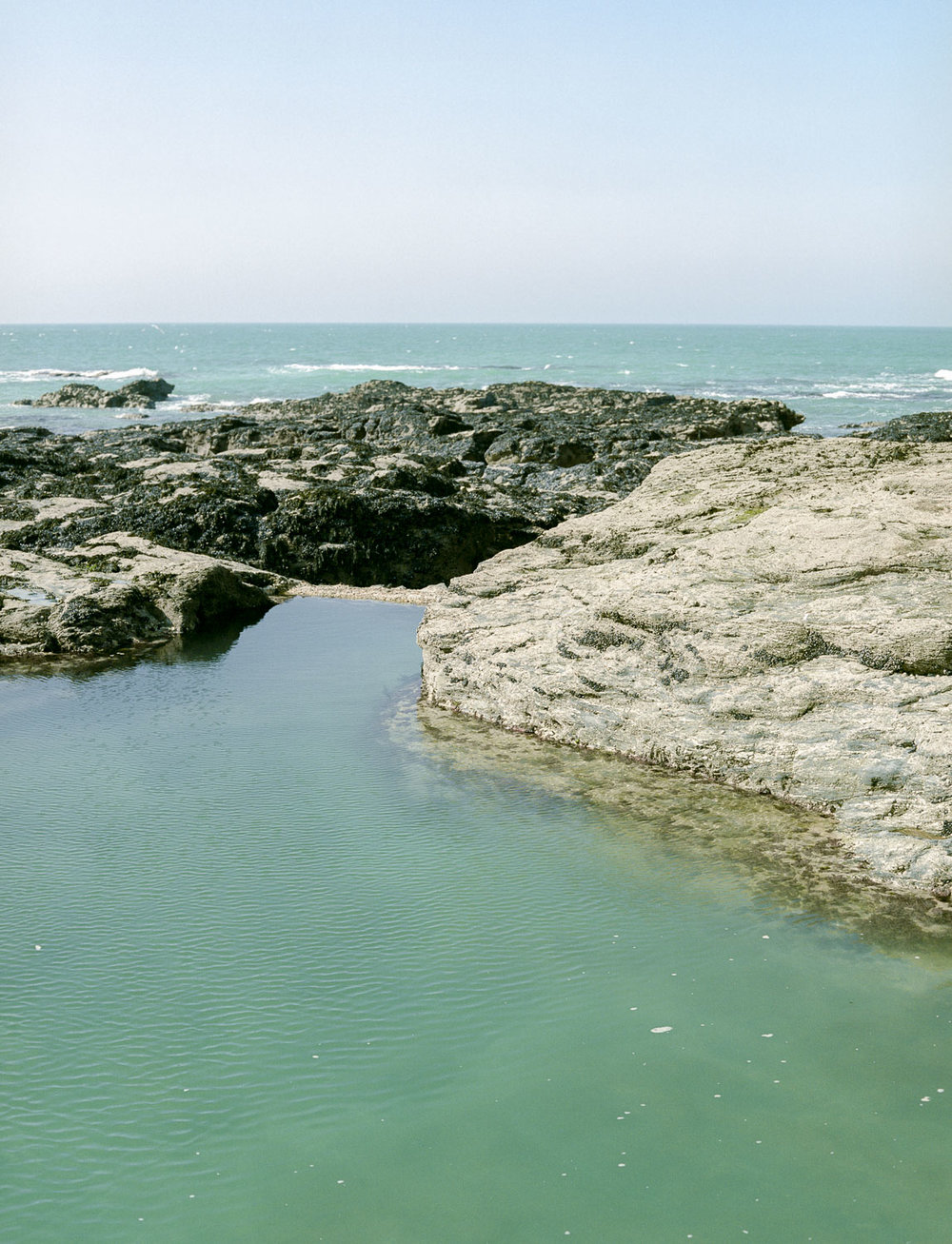 Portreath Seapool, 2008