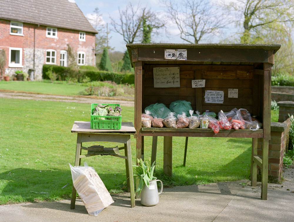 Honesty Box iii, Suffolk, 2009