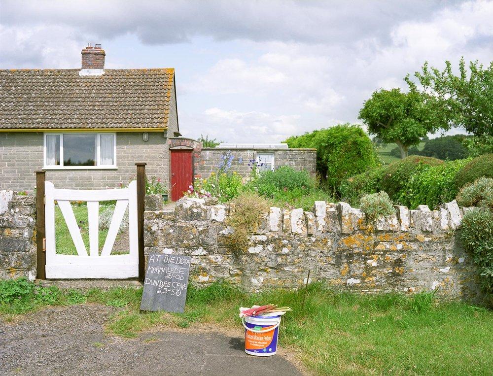 Honesty Box ii, Somerset, 2008