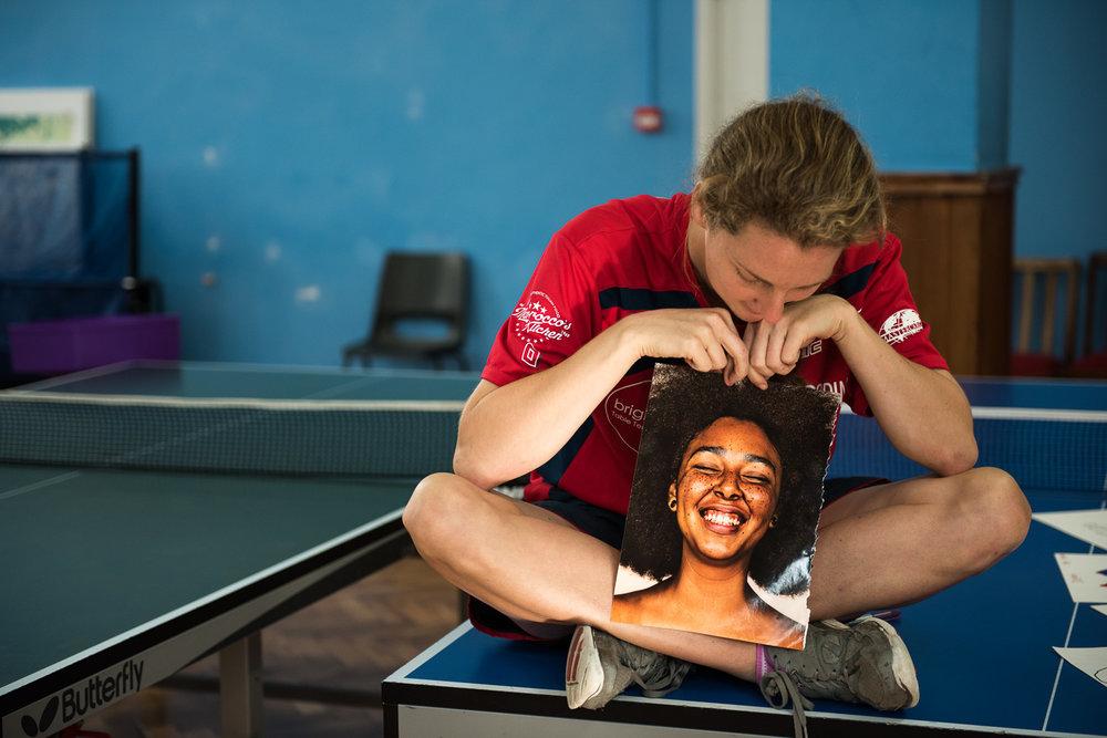 Brighton Table Tennis Club, House Biennial 2017