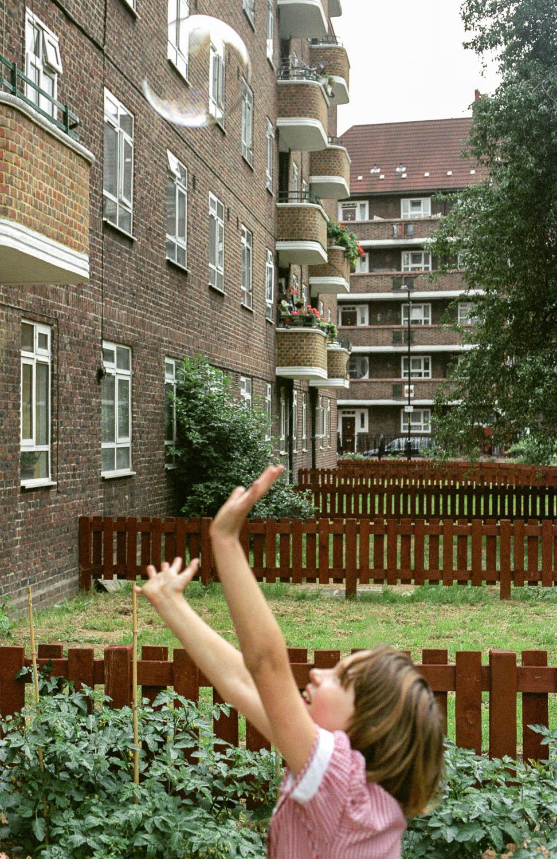 Alvey Community Garden, Southwark