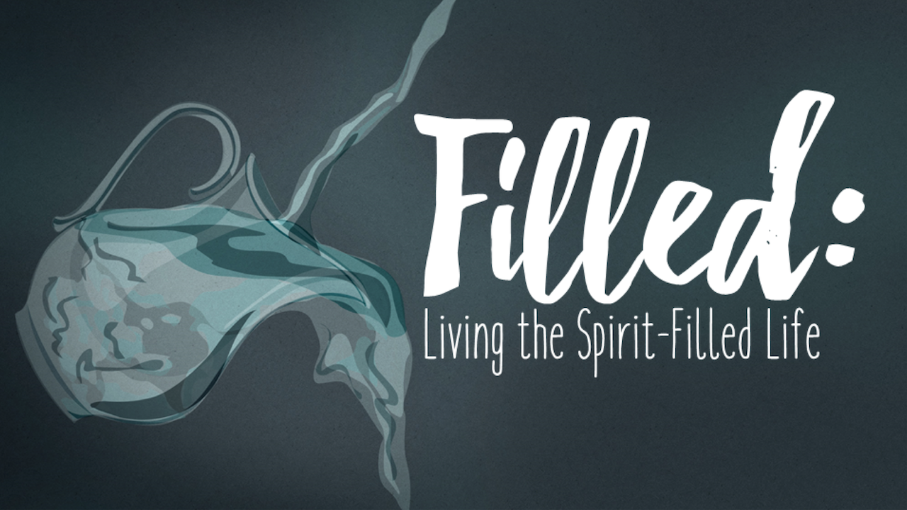 what is spirit filled