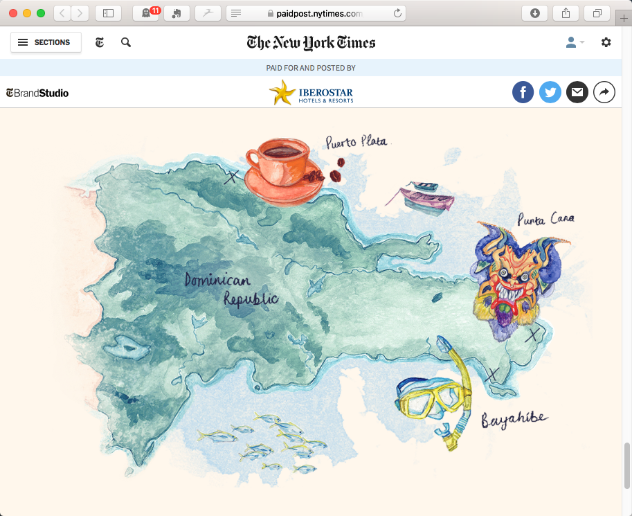 iberostar DR map.png