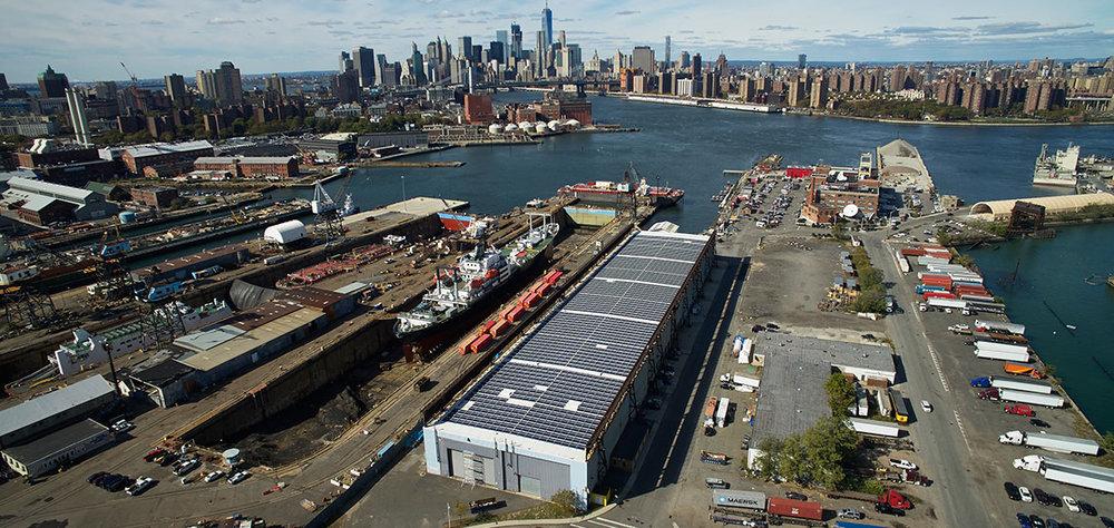 Location: Brooklyn, NY System Size: 992.88 kW