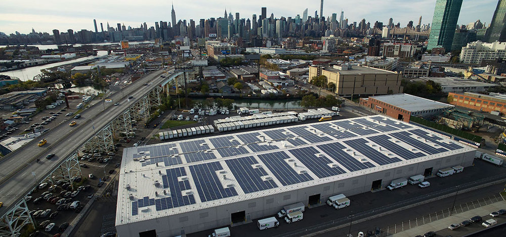 Location: Long Island City, NY System Size: 930 kW