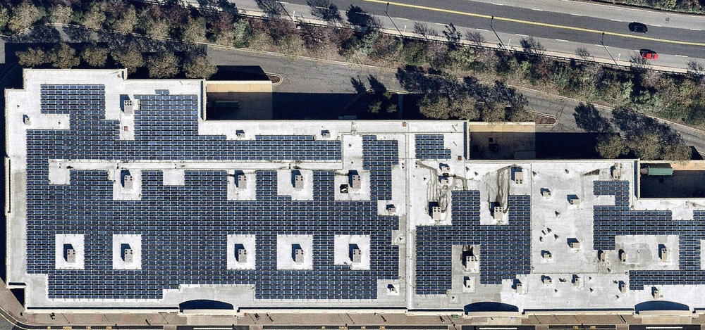 Location: Secaucus, NJ System Size: 525.69 kW