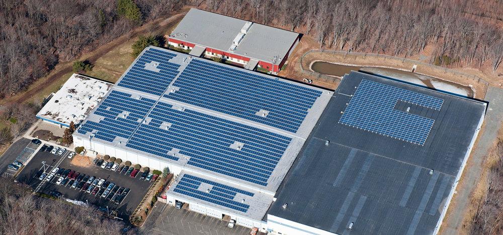 Location: North Brunswick, NJ System Size: 889.15 kW