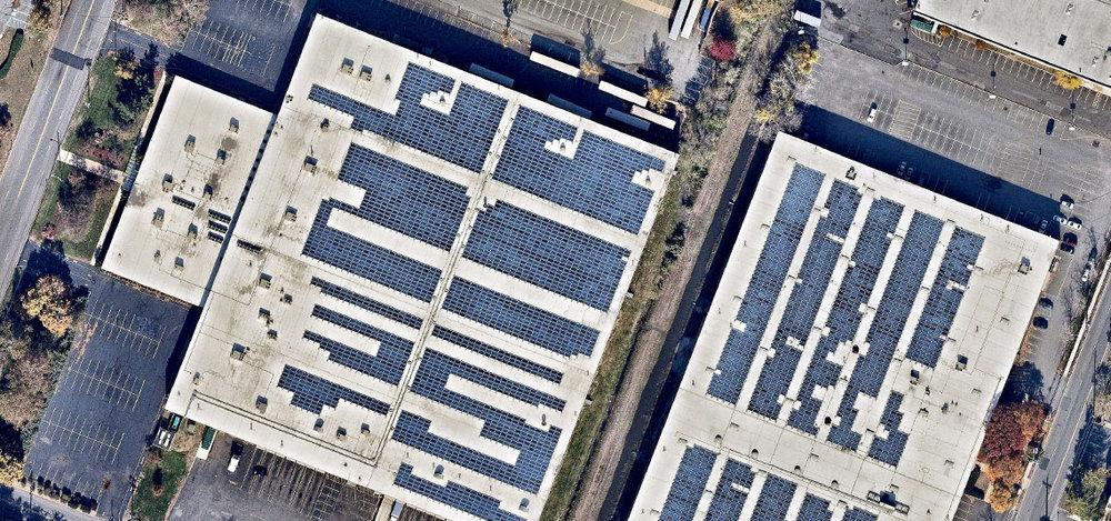 Location: Secaucus, NJ System Size: 813.1 kW