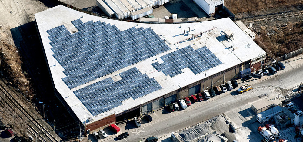 Location: Queens, NY System Size: 240.24 kW