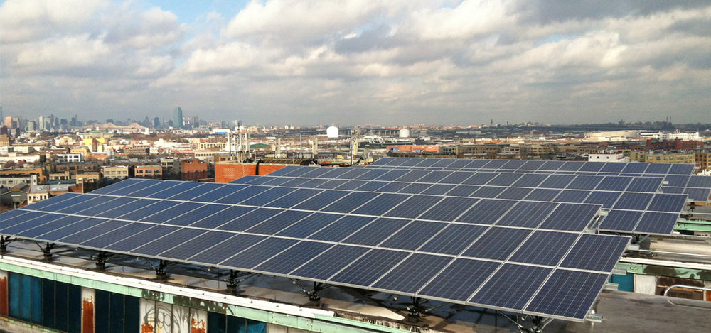 Location: Brooklyn, NY System Size: 49.96 kW