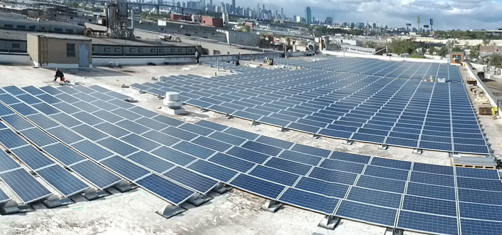 Location: Maspeth, NY System Size: 285.15 kW