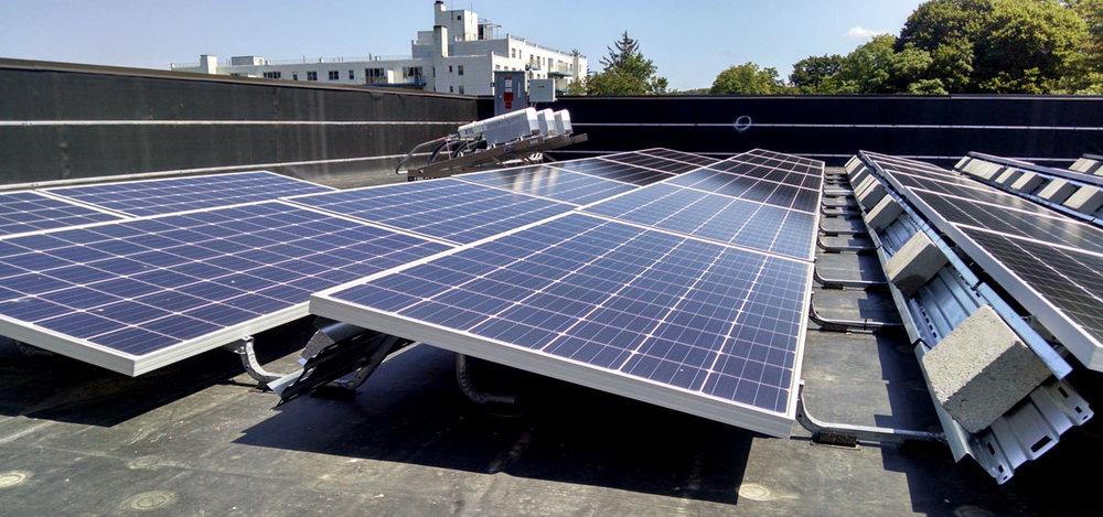 Location: White Plains, NY System Size: 128.7 kW