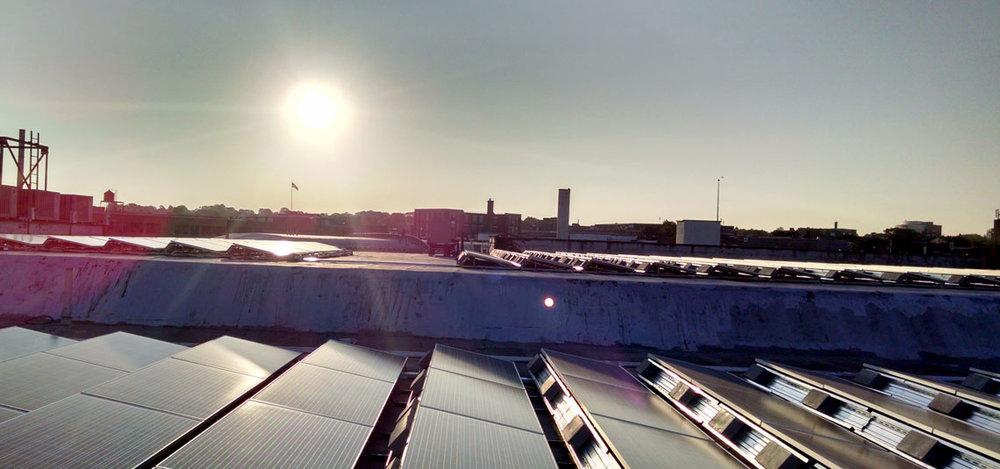 Location: Maspeth, NY System Size: 538.68 kW