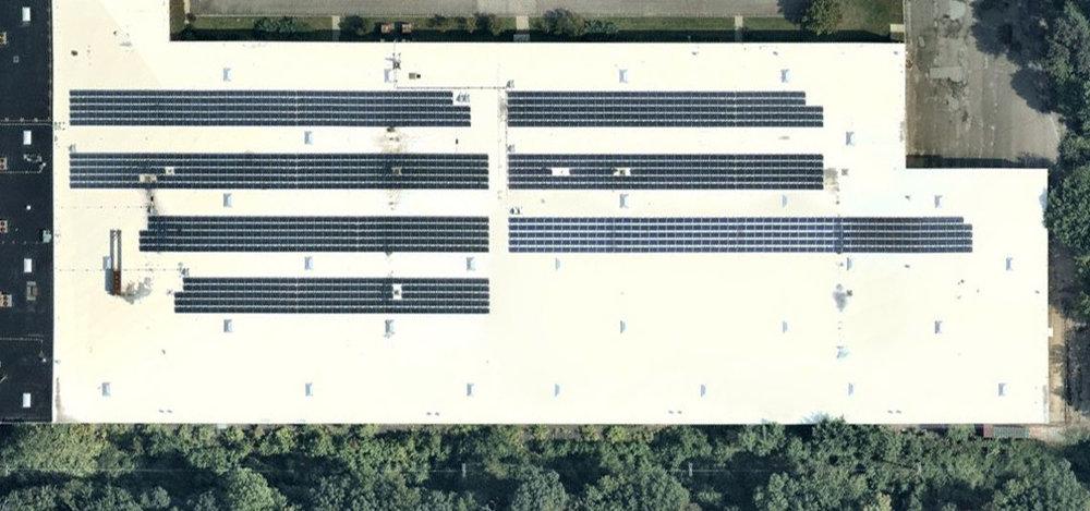 Location: Wayne, NJ System Size: 384.8 kW