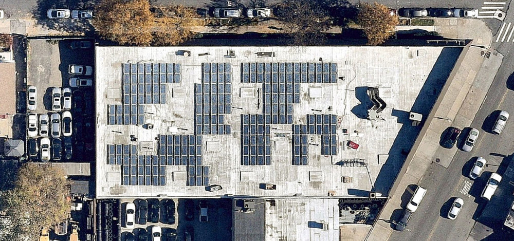 Location: Queens, NY System Size: 69.0 kW