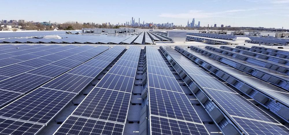 Location: Secaucus, NJ System Size: 2,000.07 kW