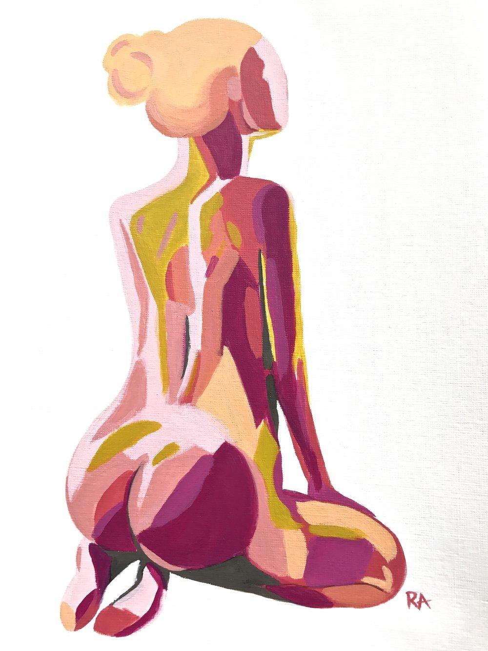 Peach Nude