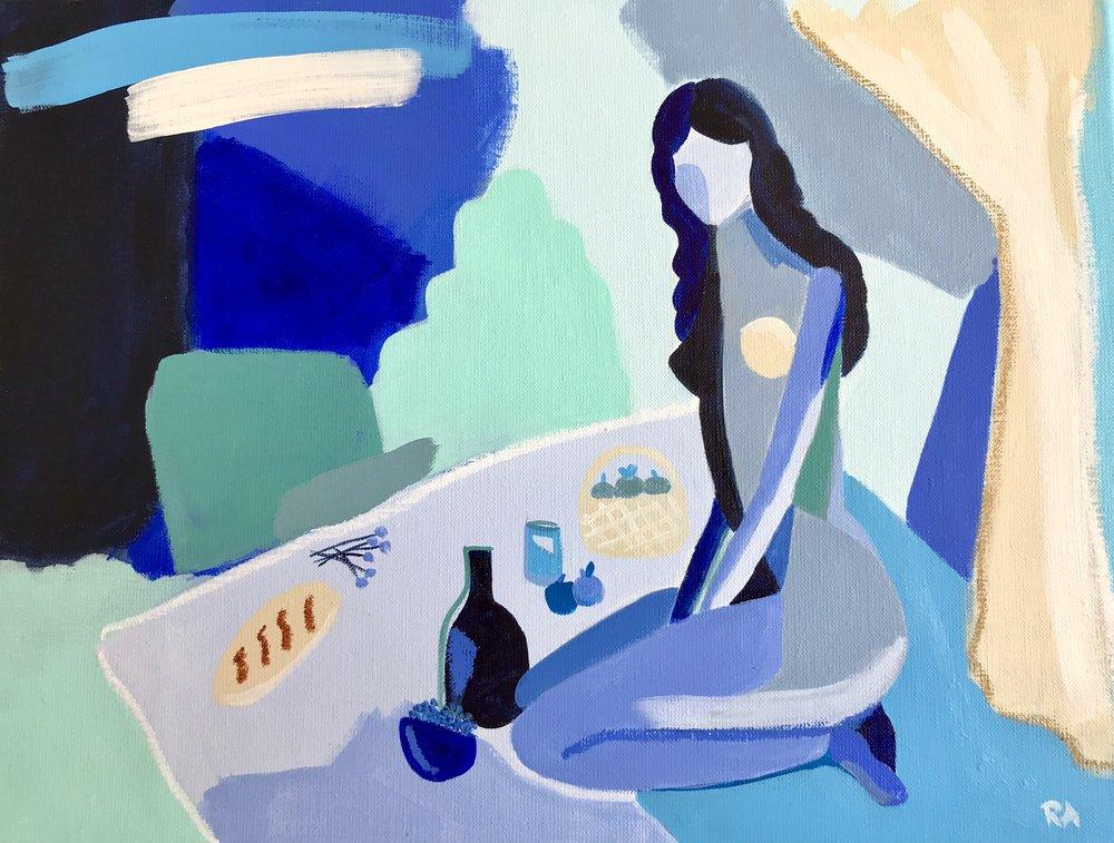 Blue Picnic