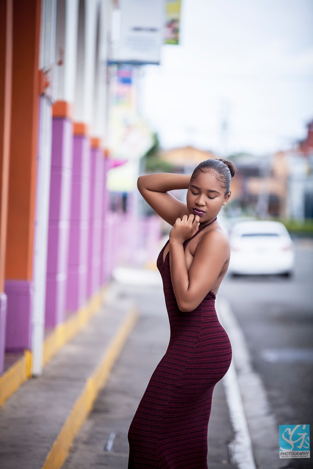 Portrait | FashionStreet Geeks Studio stunning portraits and fashion photographed on the beautiful island of Jamaica, we at street geeks Studio are here for all your posed, candid, close up, formal, high fashion/glamour and family portraits. -