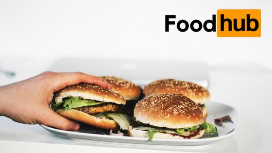 FoodHub Blog Title