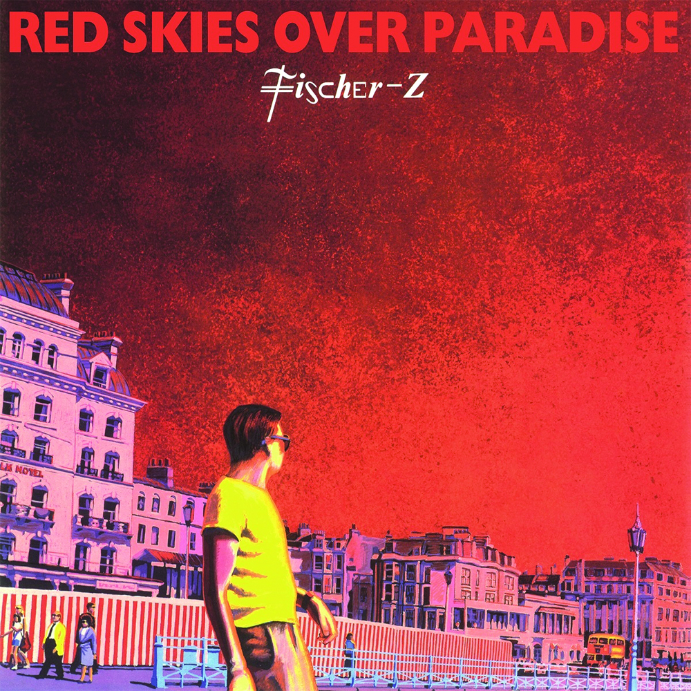 1981 - RED SKIES OVER PARADISE