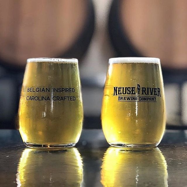 Calling all Belgian beer lovers! Neuse River Brewing Company is hosting a festival all Belgian Inspired Carolina Crafted! Stop by today to show your appreciation for the style! . . . #trianglebeer #belgianbeer #festival #gameday