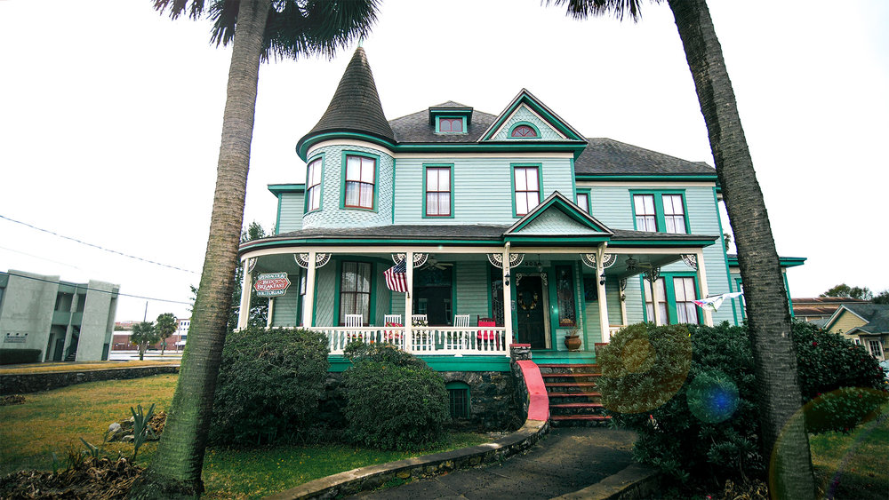 PENSACOLA BNB - If you're going to stay in historic Pensacola for a weekend you'd be selling yourself short by staying in any big hotel chain. There are lodging options from the 1800s that have been carefully preserved and are the most romantic and charismatic places to call home for a short time. We think we found the best one - take a look.