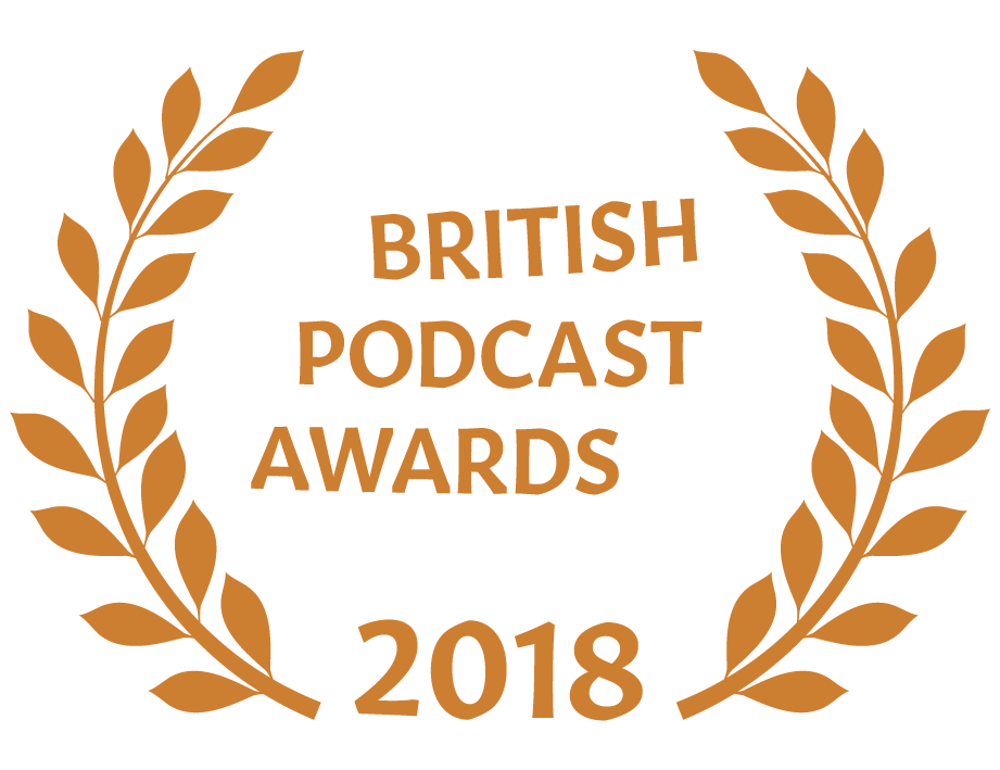 Smartest British Podcast 2018 (Bronze Award)