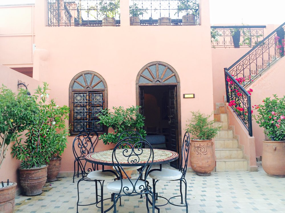 Suite in the Riad - 2015