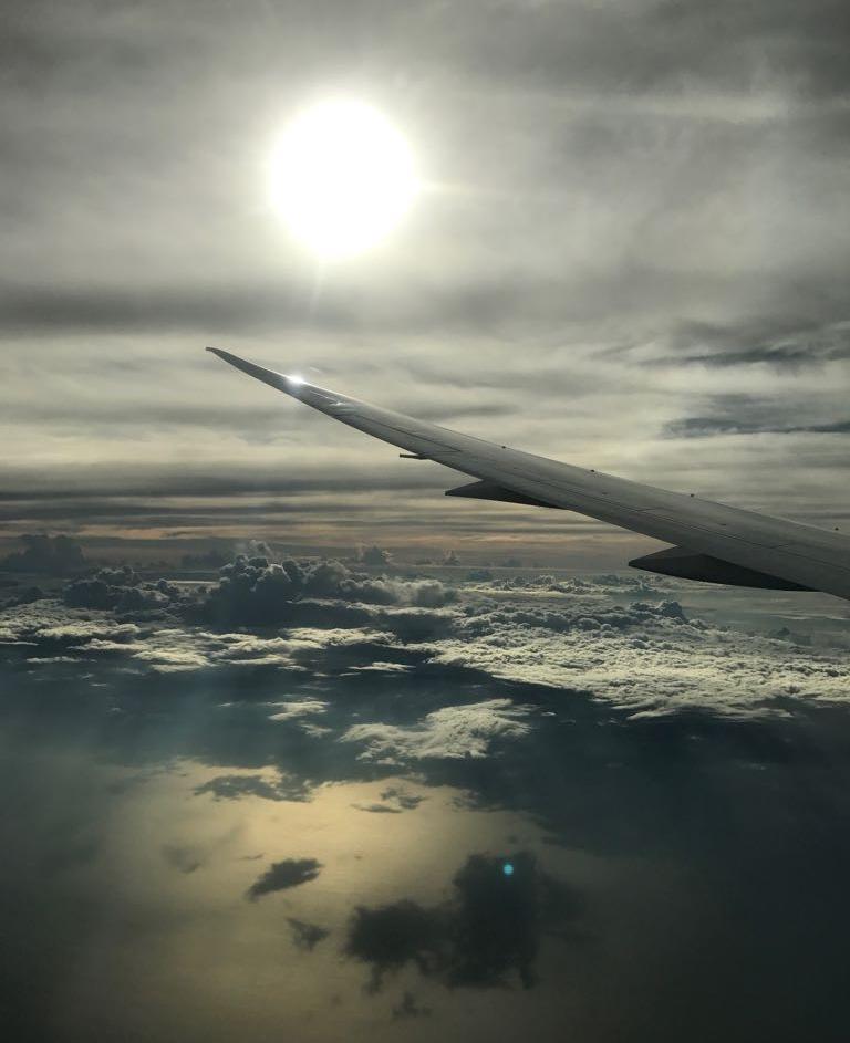 Flight to Bali - 2017
