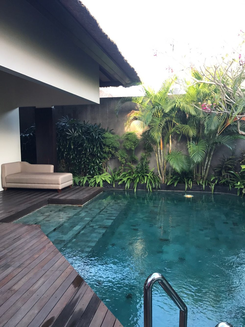 Private Pool  -