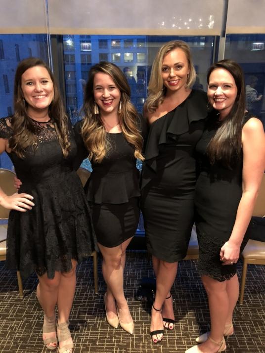 Shannon, Kate, Morgan & Shannon, Cousins + C-I-L!