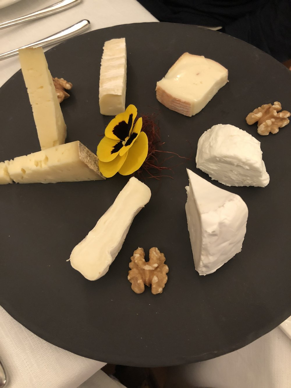 love me some cheese board