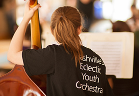 We've got a mission - Music City Youth Orchestra is on a mission to attract and educate the youth of our community about the life importance of music.